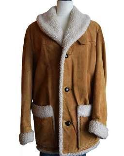 Vintage 70's shearling jacket