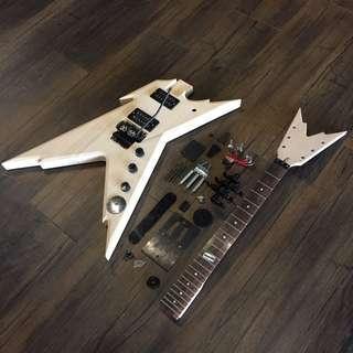 Build Your Own Guitar - Dean Dimebag