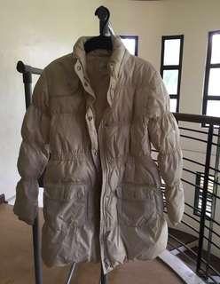 bossini puffer/ bubble winter jacket coat
