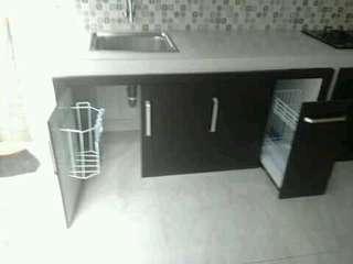 Rak pintu whastaple kitchen