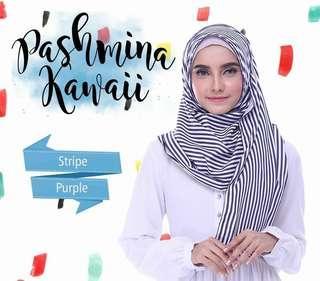 REPRICE Pashmina Stripe