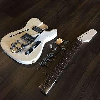Build Your Own Guitar - Tele Bigsby Style