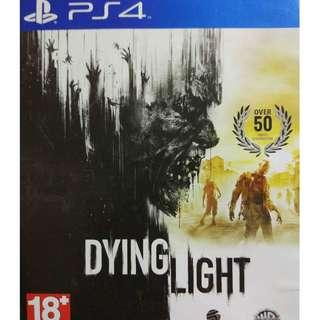 Used Playstation 4 PS4 Dying Light Region 3 (NEAREST MRT)