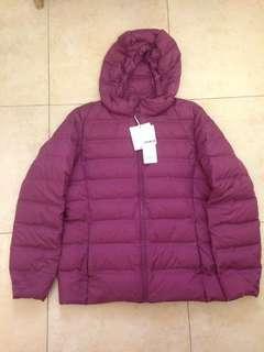 Uniqlo Ultralight Down Seamless Winter Jacket