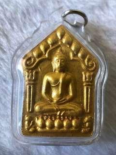 Thai Amulet - Lp koon khun paen
