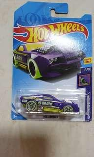 Hotwheels hollowback