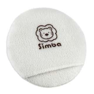 Blove 台灣 Simba 小獅王辛巴 嬰兒 粉撲盒 爽身粉盒 化妝 粉撲盒粉撲 極柔感粉撲 #S2214
