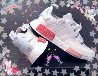 Adidas NMD UK4 Wear Twice