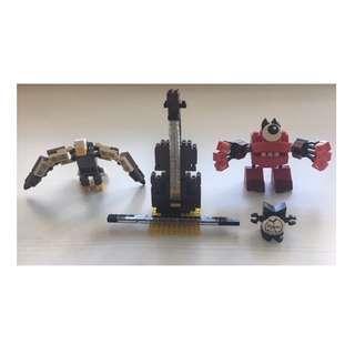 Toys Minifigures Lego Collectibles, $15 each