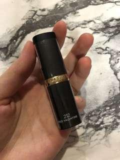 L'Oréal lipstick