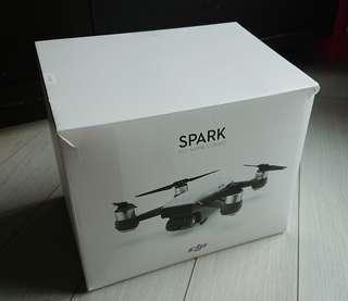 DJI Spark fly more combo white 95% new 只試飛一次