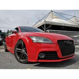 2010 Audi TT 2.0 S TFSI Quattro [SPORTS EDITION][2 DIGIT NUMBER][MUST VIEW][PROMO] 10
