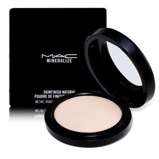 ✈英國代購直飛 M.A.C MAC Mineralize Skin Finish Compact Powder