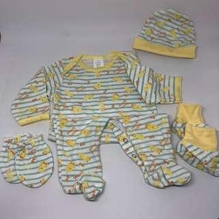 Newborn Apparel Set