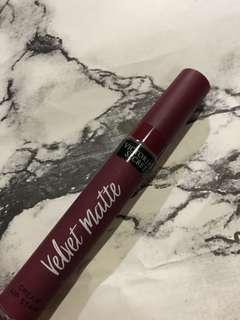 Victoria secret Velvet Matte Lip stain