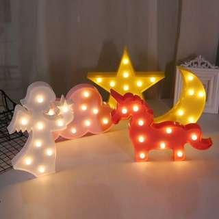 🚚 Cordless battery operated lights - many designs