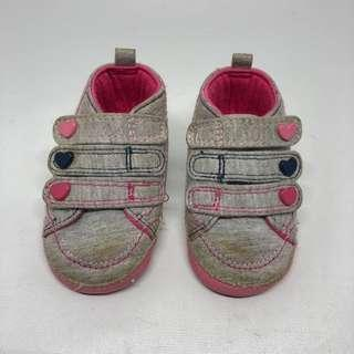 Mothercare grey shoes