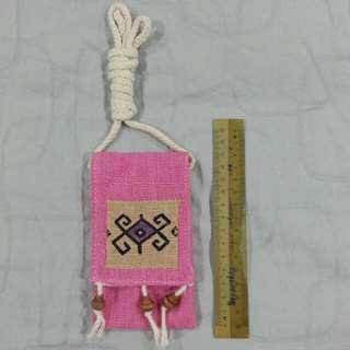 #Blessing: BN Pink Sling Pouch/Bag #PrelovedwithLove