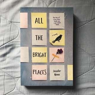 YA BOOK: All The Bright Places
