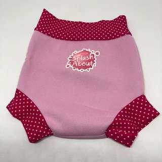 Mothercare pink swim pants