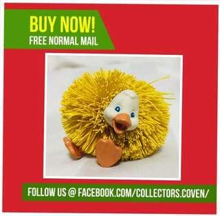 Koosh Ball Critters Yellow Duck Farm Year 1993