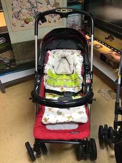 TGN - Baby Stroller