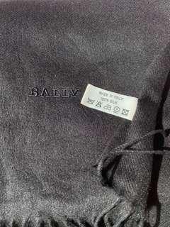 Bally silk scarf 絲綢
