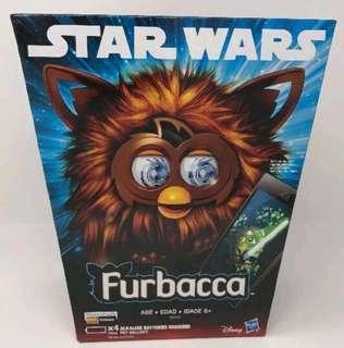Star Wars Furbacca Furby Sealed Brand New Rare