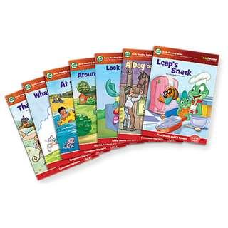 LeapReader™ Book Set: Learn to Read, Volume 3 Ages 4-7 yrs