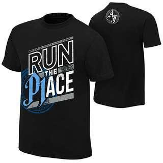 Authentic AJ Styles WWE Tshirt