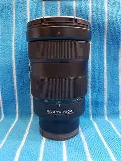 Sony FE 24-70/2.8 GM