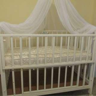 Top quality two tier cot
