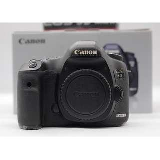 Used - Canon 5D Mark III SC 292k (body only)