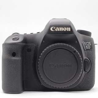 Used - Canon EOS 6D SC 49k (Body)