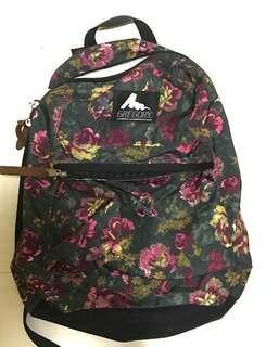 Gregory garden day 綠花 backpack 背囊 背包 書包