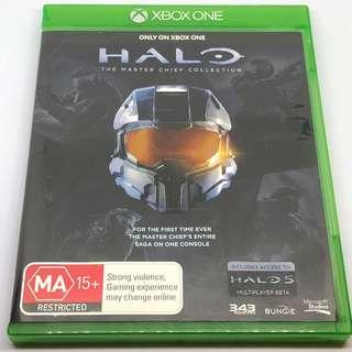 XBOX ONE Halo Master Chief Edition