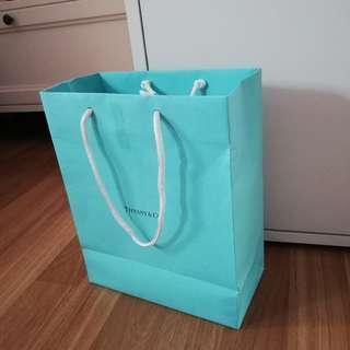 💯 Tiffany & Co. Paper Bag