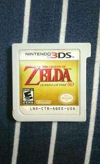 The Legend of Zelda: Ocarina of Time (Cart)