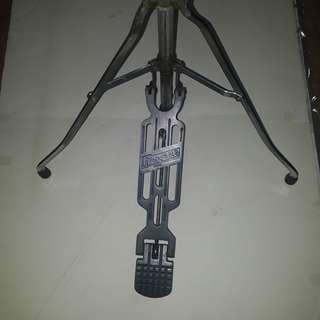 USA Rogers Hi-Hat padel drum stand  (without cymbals)