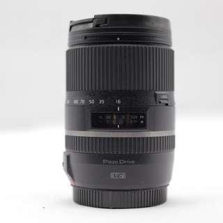Used - Tamron 16-300mm f/3.5-6.3 Di II VC PZD MACRO Lens for Canon