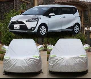 Toyota Sienta car cover
