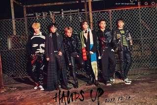 Kpop Boygroup Posters