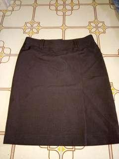 Brown g2000 plus sized Skirt
