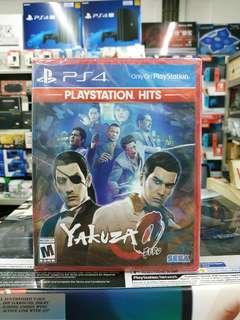 🆕 PS4 Yakuza 0