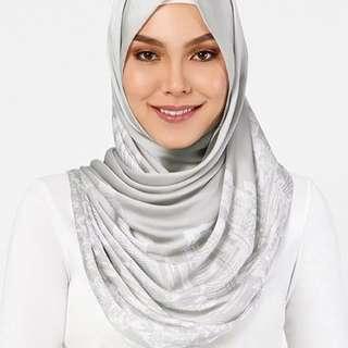 KL Duckscarves in Grey