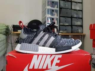 Adidas NMD size 44. Repaint boost. Original