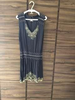 MissSelfridge DropWaist Dress