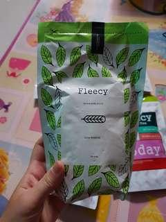 Fleecy scrub greentea