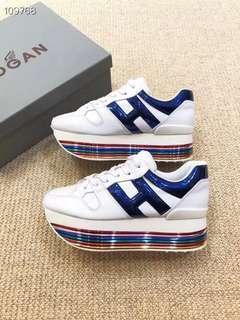Hogan Platform Shoes