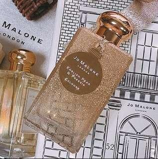 Jo Malone Christmas 2018 Limited Edition - English Pear & Freesia #SBUX50 #SINGLES1111